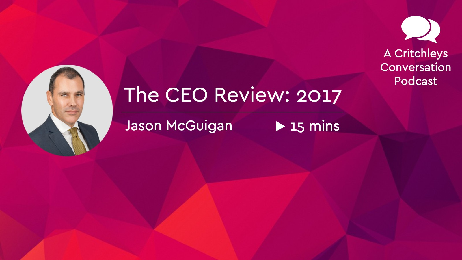 The CEO Review of 2017