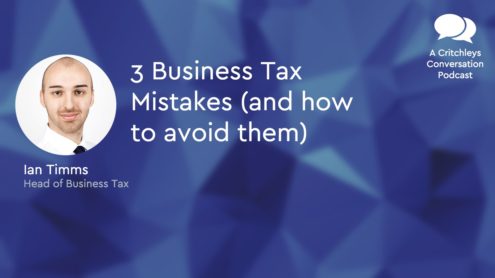 3 Business Tax Mistakes (and how to avoid them)